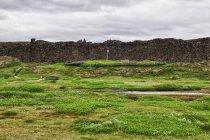 Miejsce obrad Alþingi - pierwszego parlamentu Islandii
