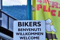 Miejsce przyjazne rowerzystom