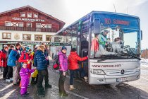 Miejski autobus do Ramsau