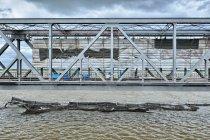 Most kolejowy na Wiśle w Tczewie