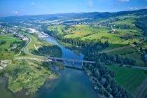 Most na Dunajcu koło Dębna