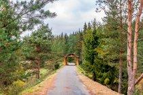 Most na szlaku na Słowacji