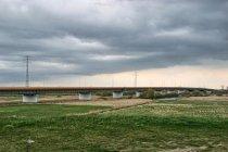 Most na Wiśle w Kiezmarku