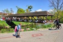Most nad Pasłęką