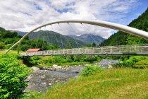 Most rowerowy w Val Rendena