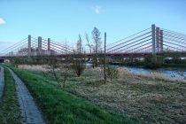 Most wantowy na Obwodnicy Południowej