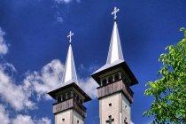 Murowana cerkiew w Brebie