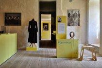 Muzealne wnętrza Heiligengrabe