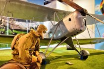 Muzeum Lotnictwa na lotnisku w Trydencie