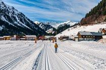 Na biegówkach po Vorarlbergu