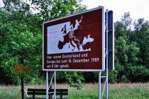 Na dawnej granicy między wschodnimi i zachodnimi Niemcami