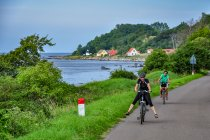 Na drodze rowerowej Helligpeder