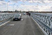 Na moście w Sobieszewie