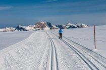 Na narty biegowe do Południowego Tyrolu