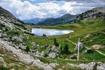 Na przełęczy Valparola