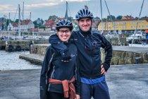 Na rowerach na Bornholmie