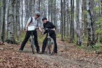 Na rowerach po Beskidzie Niskim