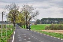 Na rowerach w Bydgoskiem