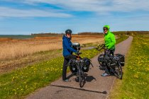 Na rowerowym szlaku nad Morzem Bałtyckim