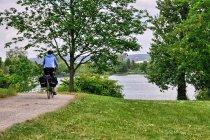 Na rowerowym szlaku przed Getyngą