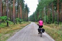 Na rowerowym szlaku w Łódzkiem