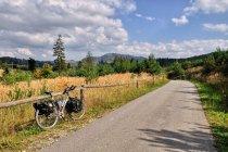Na rowerze po Beskidzie Żywieckim
