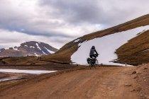 Na rowerze po islandzkim interiorze