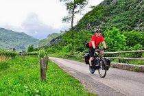 Na rowerze po prowincji Trentino
