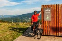Na rowerze w Apeninach