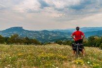 Na rowerze w Apeniny