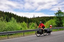 Na rowerze w Harzu