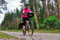 Na rowerze wokół Zalewu Sulejowskiego
