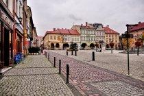 Na rynku w Bielsko-Białej