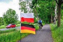 Na szlaku rowerowym w kierunku Getyngi