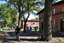 Na terenie Stada Ogierów w Starogardzie