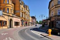 Na ulicach Pelplina
