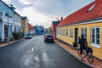 Na ulicach Svaneke