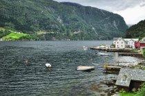 Nad Granvinfjordem