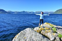Nad Sognefjordem