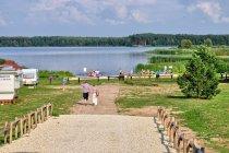 Nad Zbiornikiem Sulejowskim w Barkowicach