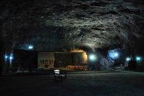 Najgłębsza sala w kopalni