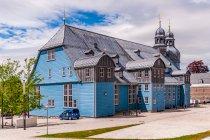 Największy drewniany kościół w Europie - Clausthal-Zellerfeld
