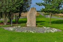 Największy kamień runiczny na Bornholmie