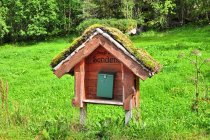 Norweska skrzynka pocztowa