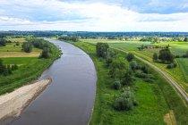 Nowa nadrzeczna trasa w Małopolsce