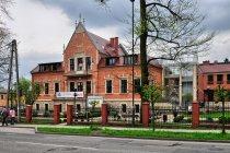 Odrestaurowana Szkoła Muzyczna w Żorach