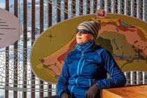 Ola w zimowym słońcu w Schwemm