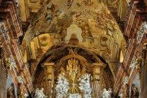 Ołtarz bazyliki w Welehradzie