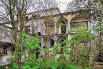 Opuszczona willa w Kuźni Raciborskiej