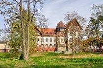 Opuszczone sanatorium przed Lychen